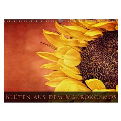 Blüten aus dem Makrokosmos - Kalender 2016