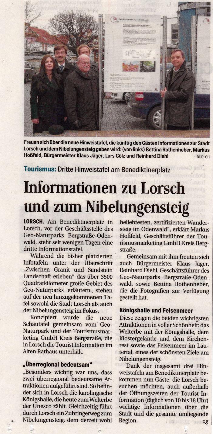 Stadt Lorsch Hessen