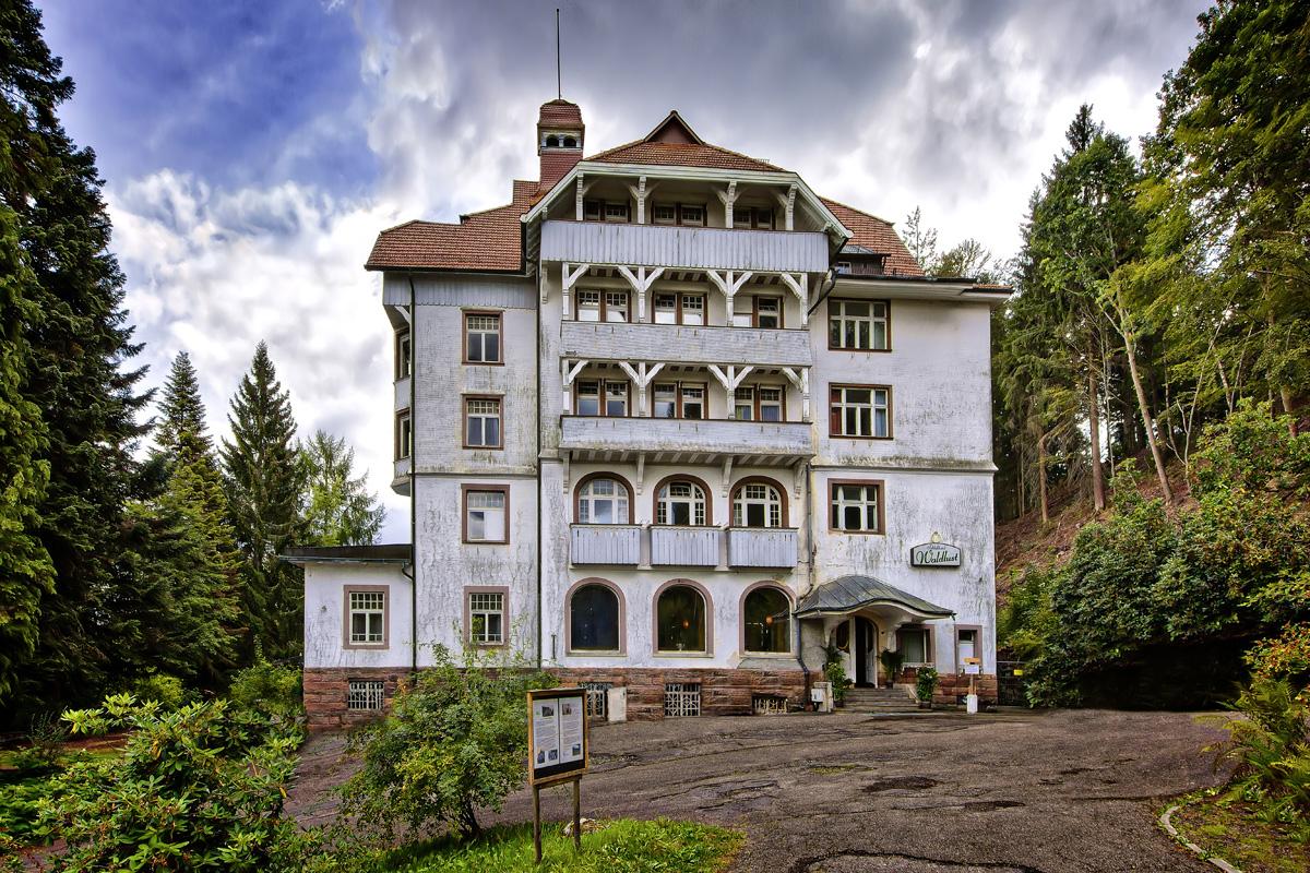 Verlassene Hotels Deutschland