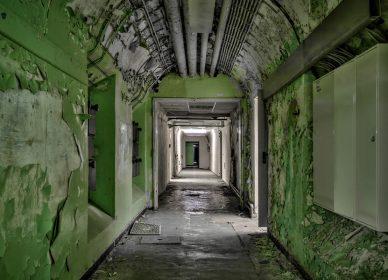 Alter NATO Bunker