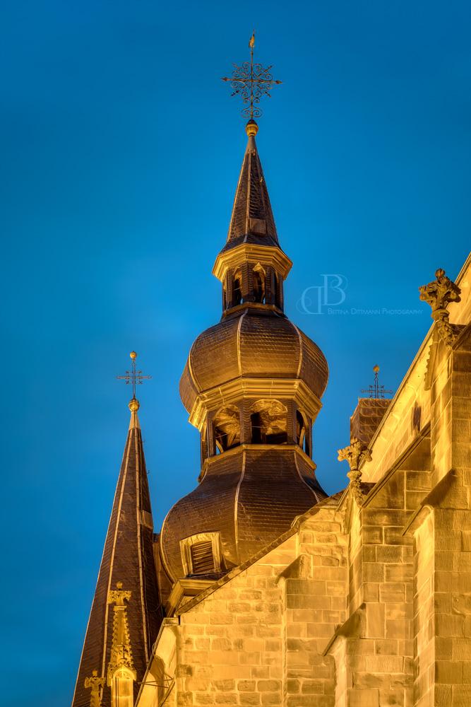 Kirchturm St. Wendel 1