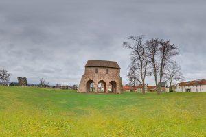 360 Grad Panoramafotografie Kloster Lorsch