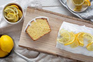 Zitronenkuchen Rührkuchen