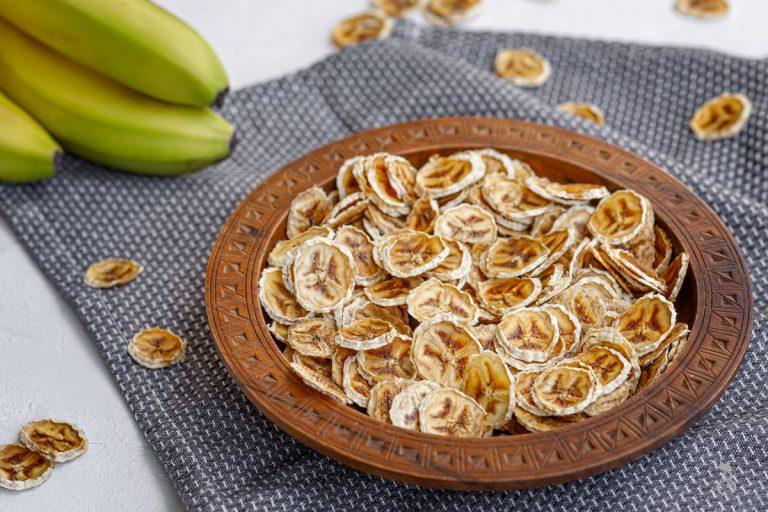 Bananenchips selbst machen – DIY
